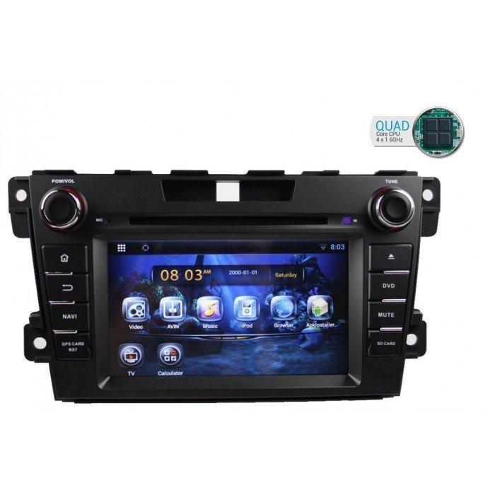 Radio GPS head unit Mazda CX-7 Android 10 TR1707