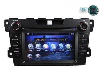 Radio Mazda CX-7 GPS Android QUAD CORE TR1707