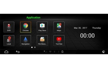 head unit GPS Android Audi A5 8,8