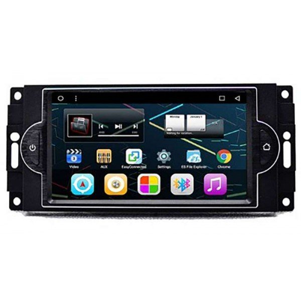 Dodge Chrysler Jeep head unit