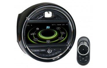 Radio head unit 9 inch GPS BMW Mini ANDROID TR3492
