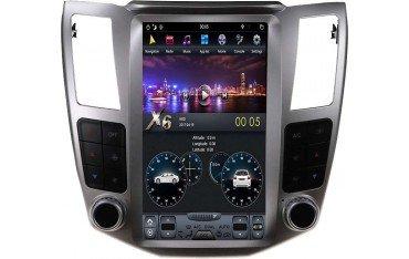 Radio GPS head unit Tesla style Lexus RX ANDROID TR3500