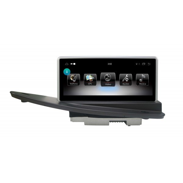 GPS head unit Volvo S80 Android TR3503