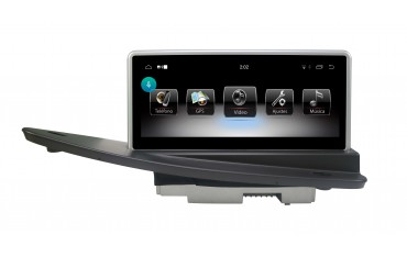 Navegador GPS Android Volvo S80 TR3503