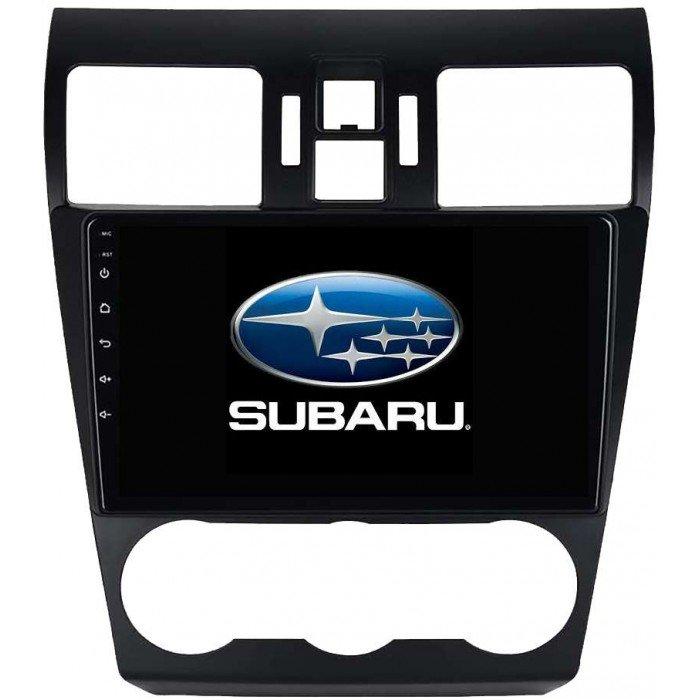 GPS Subaru XV head unit 2015 2016 2017 2018