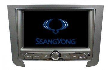 GPS SsangYong REXTON