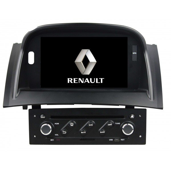 Radio DVD 7 GPS RENAULT MEGANE 2 android