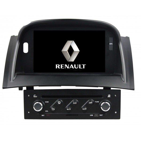 Radio GPS RENAULT MEGANE 2