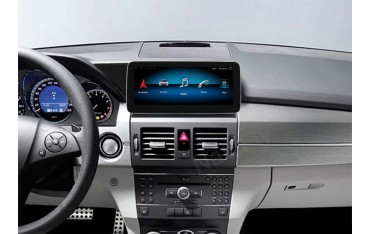 mercedes benz GLK X204 android 12.3  4g