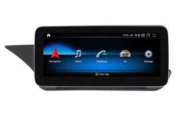 mercedes benz E W212 android 12.3  4g