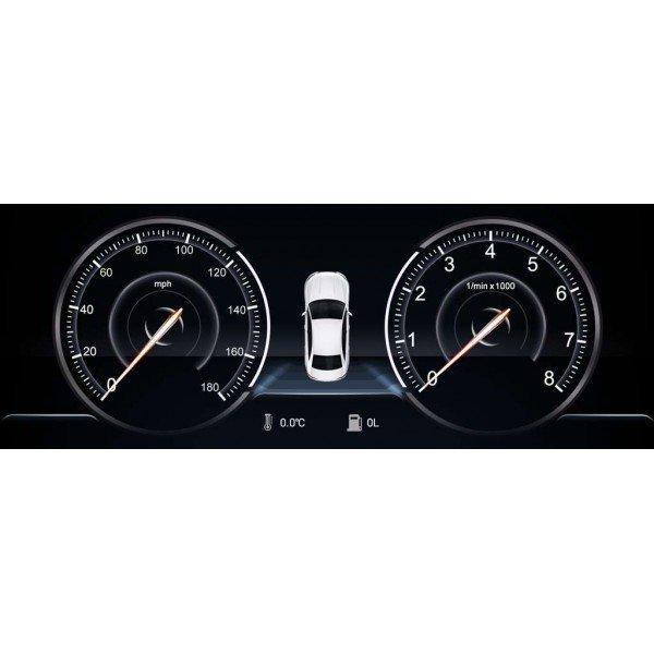 GPS BMW 1 F21 F22 / 2 F23 head unit 12.3inch 12.3