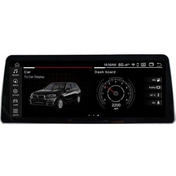Head unit 12,35 GPS BMW 1 Series F20 - F21 / 2 Series F22 - F23 ANDROID TR3529