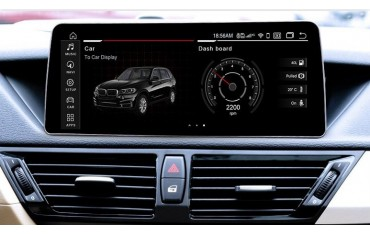 GPS head unit 12,3 BMW X1 E84 head unit