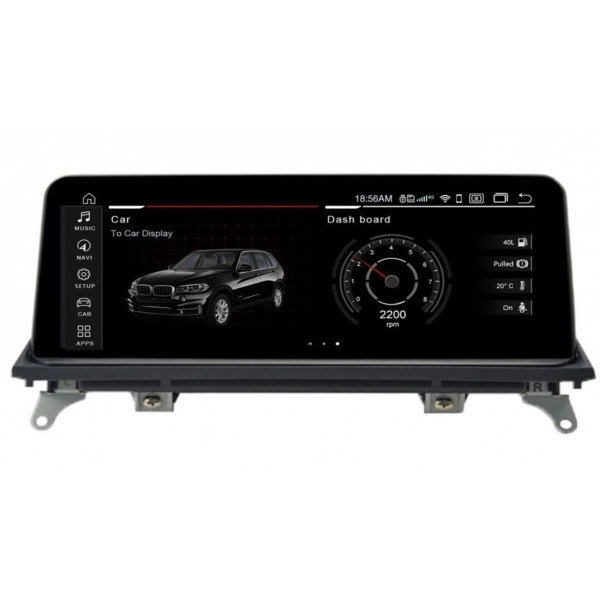 12,5 12,3 12,35 inch GPS BMW X5 F15 X6 F16 ANDROID 12.3 12.35 12.5 head unit series