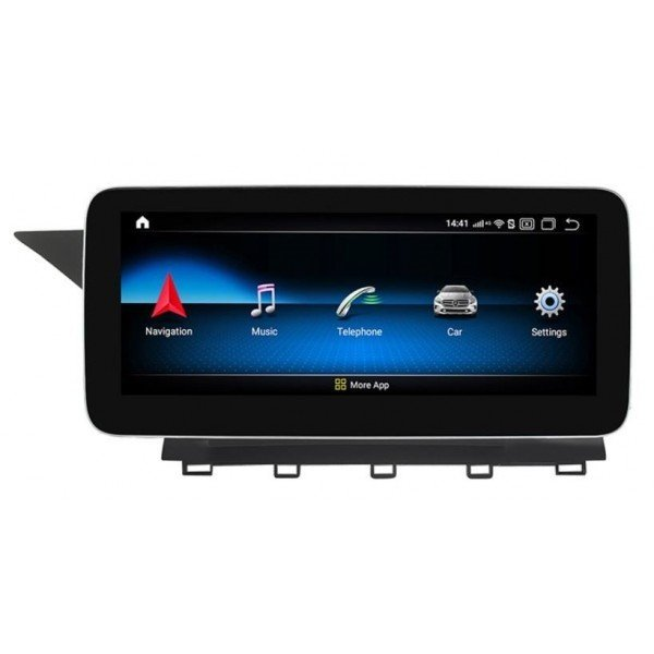 GPS Android 4G LTE Mercedes GLK X204 10.25 10,25 andorid carplay benz Androidauto android auto TR2947