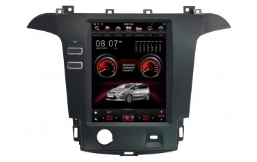 TR3535 ford gps android galaxy smax S-Max Galaxy tesla style ford carplay android auto