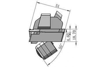 parking camera Mercedes C W205 / GLA REF: TR3537