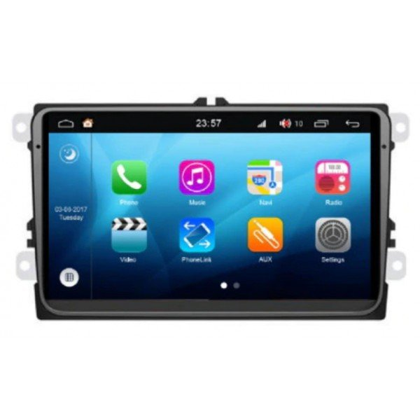 GPS Volkswagen Caravelle Android