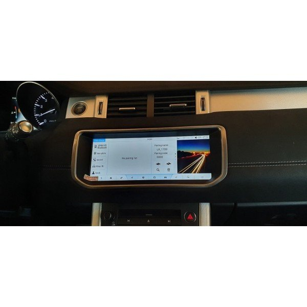 Range Rover Evoque Android