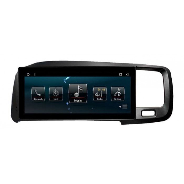 GPS Android PX6 Volvo S60
