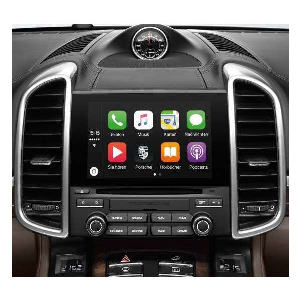 Carplay y Android Auto porsche REF: TR3148