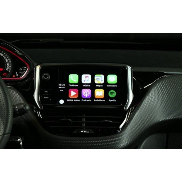 Interface Carplay & Android Auto Peugeot / Citroen / DS wireless TR3549