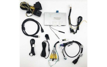 interface Carplay  Android Auto Peugeot / Citroen / DS SMEG TR3549