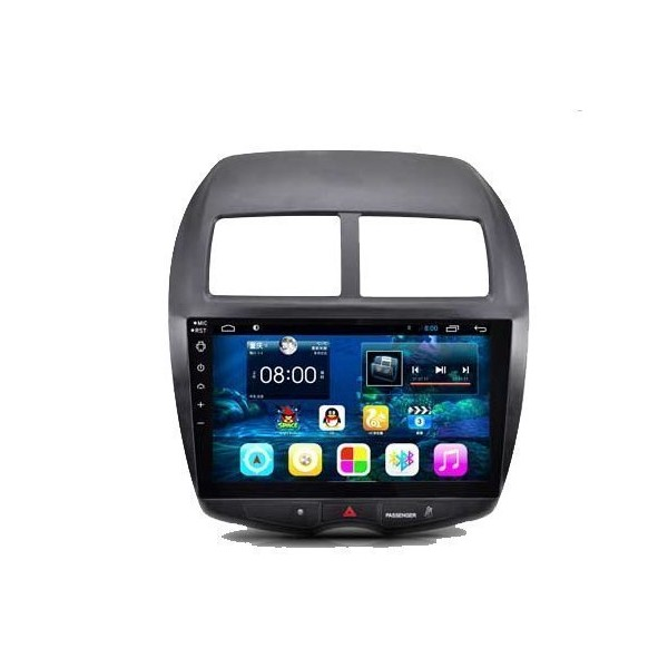 "Radio monitor 10.2"" GPS HD MITSUBISHI ASX / Citroen C4 Aircross PURE ANDROID REF: TR2245"