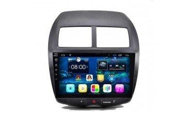 Radio navegador Mitsubishi ASX / Citroen C4 Aircross con GPS ANDROID TR2245