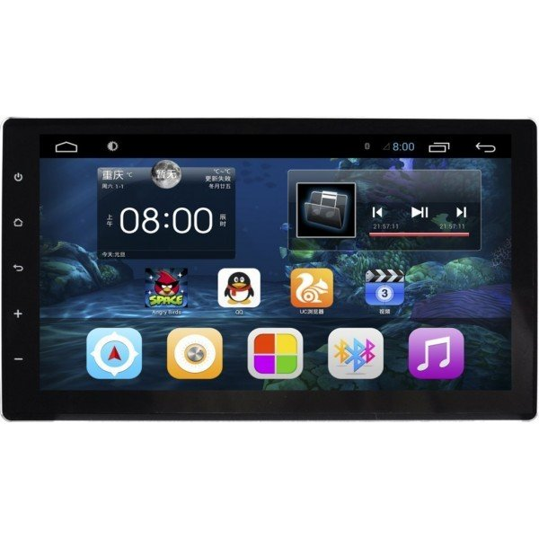 """Radio monitor 9"""" GPS HD TOYOTA HILUX PURE ANDROID REF: TR2246"""