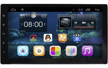 Radio head unit TOYOTA HILUX 9 inch GPS ANDROID TR2246