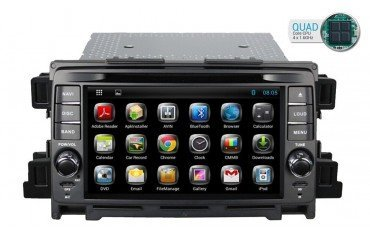 Radio DVD Mazda CX-5 2012 GPS Android QUAD CORE TR1708