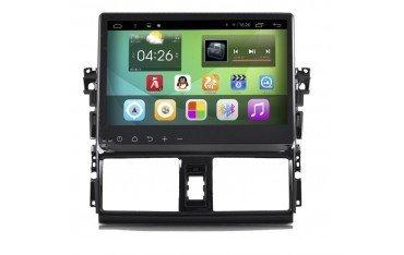 Radio navegador 10.2 pulgadas GPS TOYOTA VIOS ANDROID TR2247