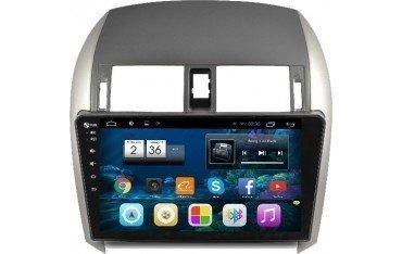 "Radio monitor 10.2"" GPS HD TOYOTA COROLLA ANDROID PURO REF: TR2248"