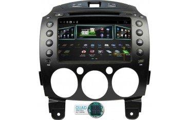 Radio GPS head unit Mazda 2 Android 10 TR1710