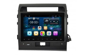 "Radio DVD 9"" GPS TOYOTA LAND CRUISER 200 ANDROID TR2250"