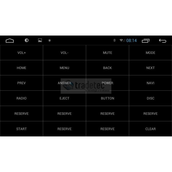 GPS TOYOTA LAND CRUISER 200 head unit