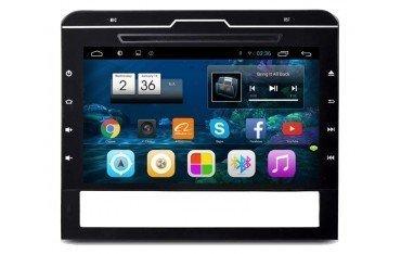 "Radio DVD 9"" GPS HD TOYOTA LAND CRUISER 200 ANDROID PURO REF: TR2251"