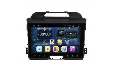 Radio navegador 9 pulgadas pantalla KIA SPORTAGE R GPS ANDROID TR2255