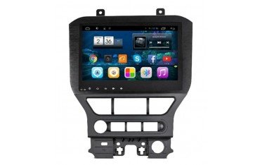 """Radio monitor 10.2"""" GPS FORD MUSTANG ANDROID TR2257"""
