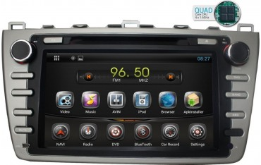 Radio GPS head unit Mazda 6 Android 10 TR1713