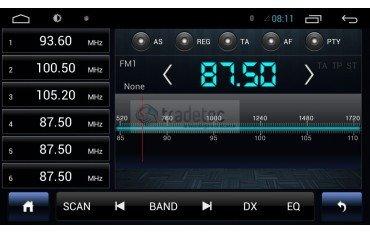 Honda CRV 10.2 android