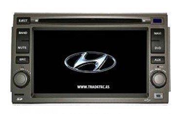 Radio GPS for Hyundai universal ANDROID TR114