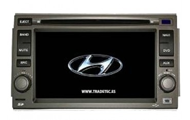 Radio navegador Hyundai con GPS Android TR114