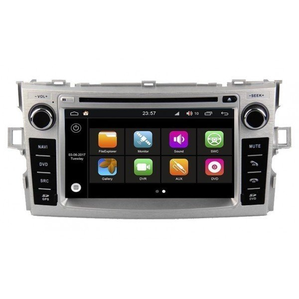 Radio DVD GPS Android HD OCTA CORE S200 Toyota Verso REF: TR2266