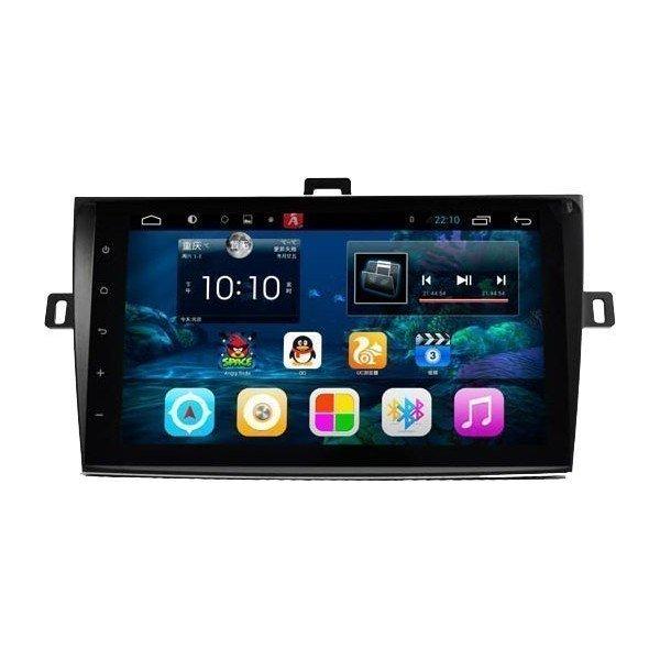 "Radio monitor 9"" GPS Toyota Corolla Android Puro REF: TR2269"