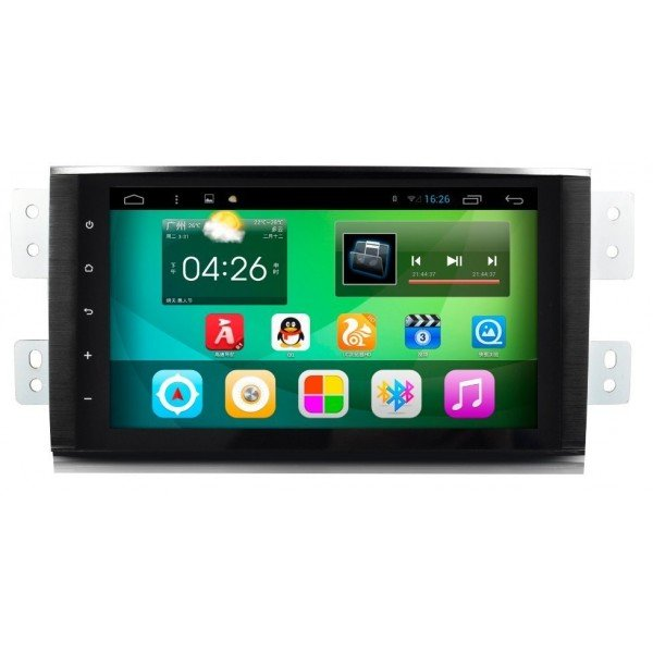 TOYOTA LAND CRUISER KDJ 120 android