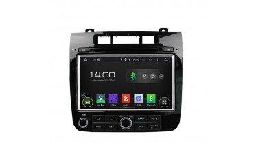 GPS head unit Volkswagen Touareg Android OCTA CORE TR2293