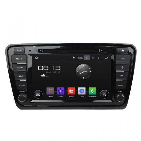 GPS Android OCTA CORE Skoda Octavia 2013 REF:TR2298