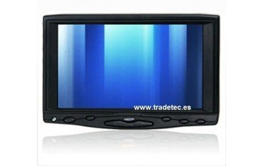 7 INCH VGA monitor with touch screen and HDMI TR172